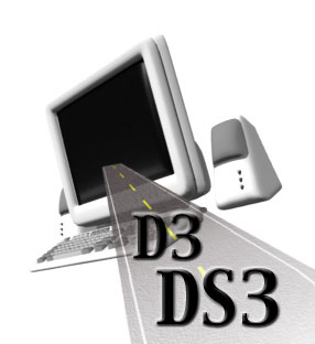 Compare D3 with DS3 bandwith options. Click for pricing and availability.